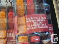 large sticker pack box, bubble sticks(3 pkgs of 3), 2