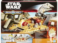 Star Wars The Force Awakens Micro Machines Falcon