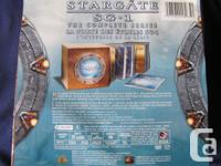 For sale: Stargate SG-1: The Complete Series