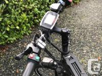 """Stark drive city""  electric bike, foldabel, fully"