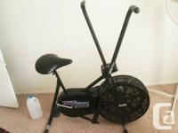 VitaMaster Air Benefit Physical exercise Bike $ 120