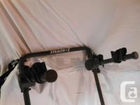 Stealth +2 Easymount Car Bike Carrier, easily mounts