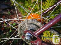 """Surly steamroller in """"gravy""""brown with bullet proof"""