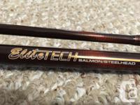 Fenwick Steelhead / Salmon Rod, 10'6'' feet Very little