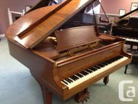 "Steinway & Sons model ""O""  5""10 1/2"" in mahogany. for sale  British Columbia"