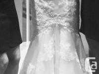 Stella York, size 2 wedding dress Beautiful wedding