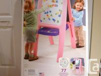 I have a brand new, never used Step 2 Easel for 2 in