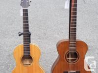 Duncan Music Local Island luthier Steve Doreen has