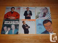 Steve Lawrence & Eydie Gorme - Vinyl LPs (6). Prices