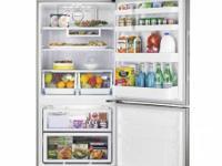17.9 Cu. Ft. White Samsung fridge new in the box