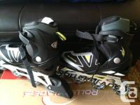 NEW ROLLER BLADE  STING  SIZE  10, 11 MEN,  NEVER BEEN