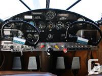 STINSON 108-2 AIRPLANE 165 HP FRANKLIN 6 CYLINDER HEAVY