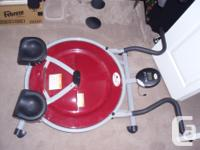 ABDOMINAL CIRCLE PRO Exercise Machine FRESH Paid $299
