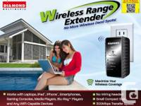 Diamond WR300N 300Mbps 802.11 n Wireless Repeater,