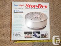Stor-Dry A must have for Boats, RV's and home closets