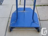 STORAGE RACK FOR TIRES - VERTICAL STANDING - GREAT FOR