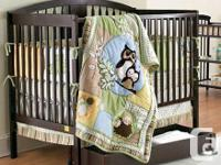 Product Description: * convertible from crib to toddler