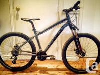 Norco tornado 6.2 XC hardtail bike for sale. Simply