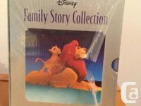 Disney Household Tale Collection purchased from Costco
