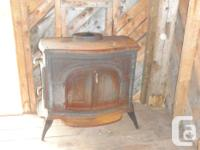 For Sale: Older model timber oven that would certainly