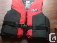 Here is that Nautilis Adult Life Jacket you were
