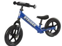 We always have Strider bikes in stock. The Sport model