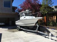 This Striper is in excellent shape and is ready to