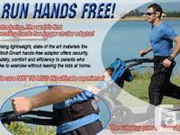 Stroll Smart Hands Free stroller Attachment Stroll