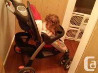 Safety first good condition stroller