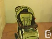 Selling a stroller, car seat and adapter, Graco