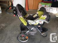 Baby Trend Expedition Stroller for sale. Comes as a set