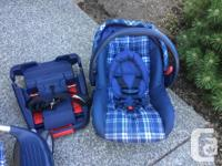 SAFETY FIRST! STROLLER CAR SEAT COMBO! ONLY USED ONCE A