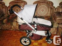 Specifications: Nice Goodbaby stroller. Travel Systems,