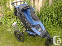 "Baby Jogger ""Summit XC Single"" Stroller in excellent"