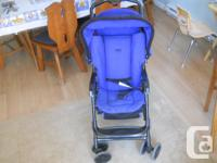 Lux Stroller - Clean and in good condition -- Cosco