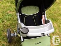 Safety First Stroller for sale in good shape.  No