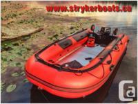 www.strykerboats.ca. www.facebook.com/strykerboats. See