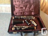 STUDENT CLARINET EVETTE BUFFET CRAMPON  This clarinet