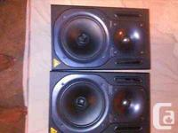 Studio monitors Behringer Truth B2031A for 275$ or best