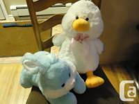 NEW STUFFIES left from EASTER time:  1 Large Easter