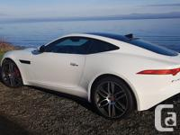 Make Jaguar Model F-Type Year 2015 Colour White kms