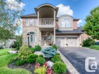 Stunning 4 +1 bedrooms executive Monarch built home