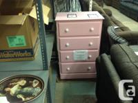 Brand name brand-new stunning 4 drawer high dressers in