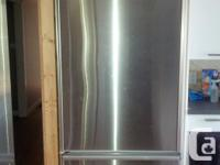 Sub No Stainless Steel Refrigerator. Business looking
