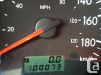 Make Subaru Year 2003 Colour silver kms 100873 Very