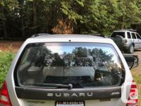 Make Subaru Year 2003 Colour silver Trans Automatic
