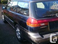 Make Subaru Year 1999 Colour Blue Trans Manual kms