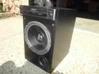 SubWoofer Kenwood Model103SW 110 Watts Speaker What I