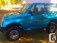 Make Suzuki Year 1992 Colour Blue Trans Automatic kms