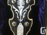 Absolutely stunning Sullivan Greenbrier bluegrass